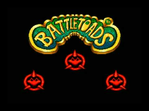 Battletoads Genesis - Surf City
