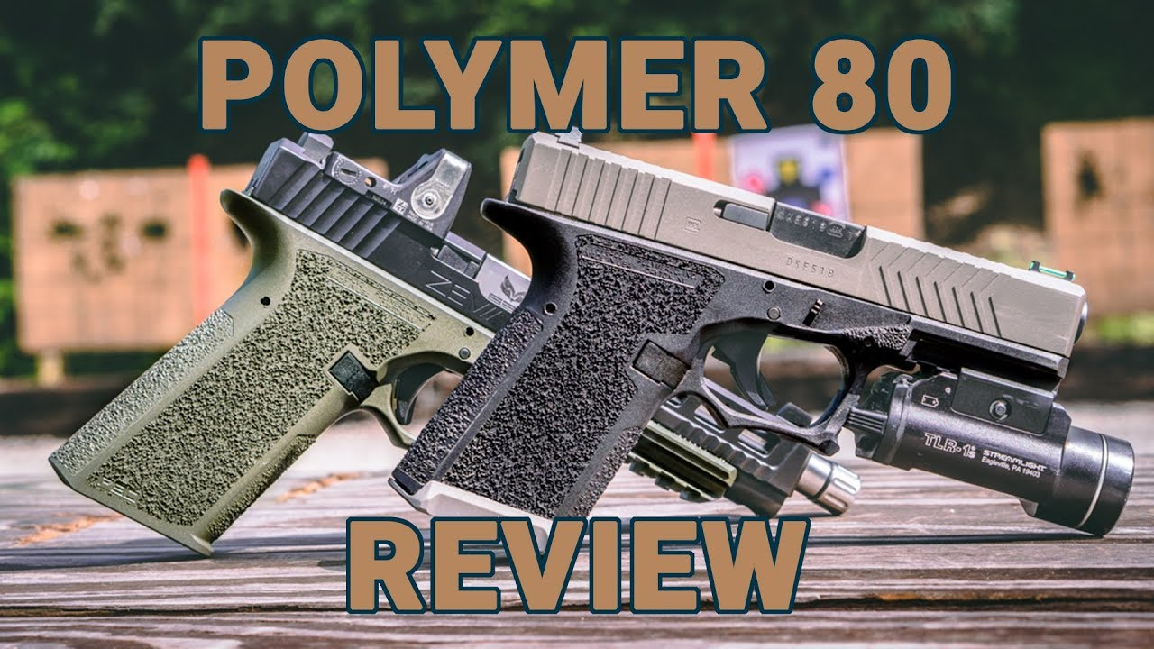 Gun Review: Building and shooting the Polymer 80 (VIDEO)