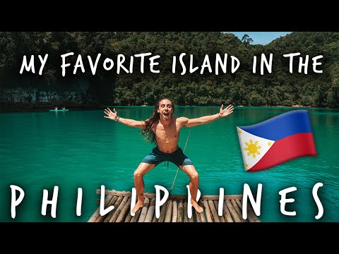 Traveling to my FAVORITE island in the Philippines