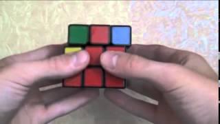 как собрать кубик рубика 3х3 для начинающихДовольно простой способ