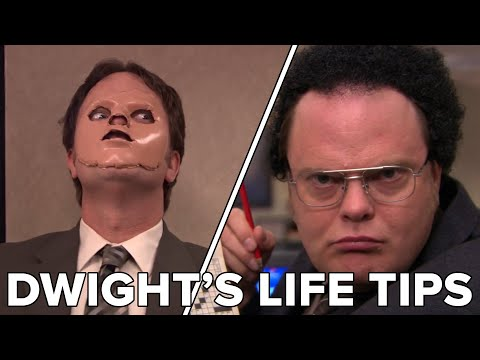 Live Your Life Like Dwight Schrute