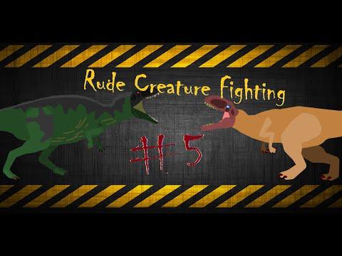 RCF #5 Acrocanthosaurus Vs Epanterias