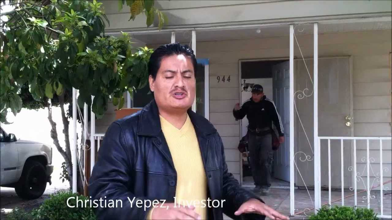 Los angeles investor flipping a house youtube for Flipping houses in los angeles