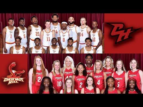 Men's Basketball - Chestnut Hill College vs University of the Sciences - 2/24/2018