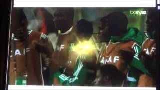 GHANA VRS NIGERIA ( PENALTIES ) AFRICA CUP OF NATIONS SEMI-FINALS 2014