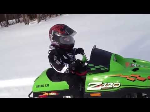 arctic cat z 120