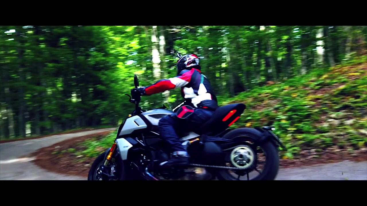 Ducati Diavel 1260S prova su strada DUCATI SALERNO