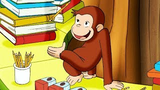Curious George 1 Hour Compilation Full Episode  HD  Videos For Kids