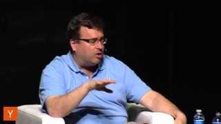 Reid Hoffman at Startup School SV 2014