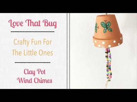 Clay Pot Wind Chime