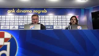 Michniewicz po meczu z Dinamem