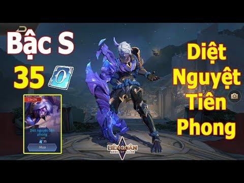 NVDB Vlog | ERROL Diệt Nguyệt Tiên Phong - skin giá sốc chỉ 35QH#AOV