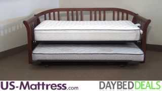 Fashion Bed Group Salem Daybed With Free Mattress