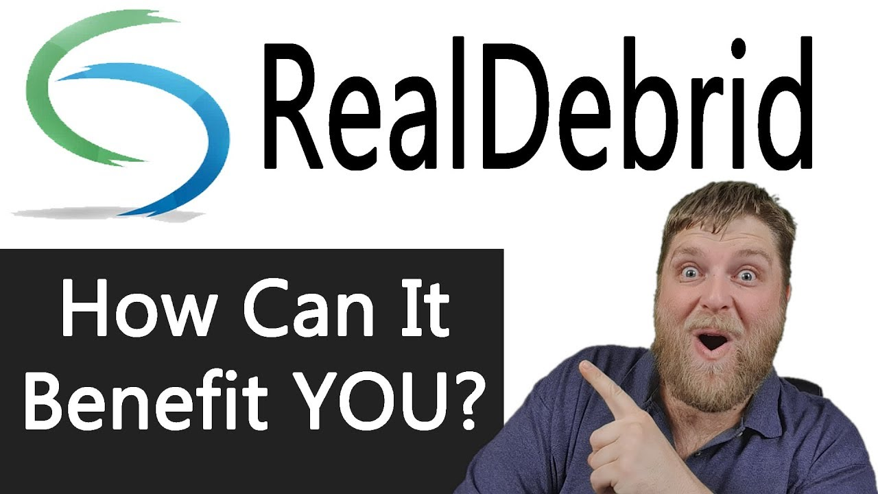 REAL-DEBRID | How Can it Help You & Can it Stop Buffering ? - Let's