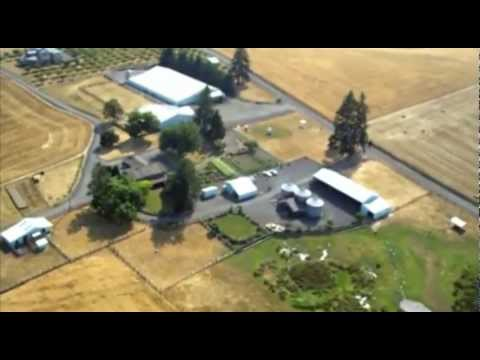 Oregon Gentleman's Farm Estate Vineyard Land for sale - Abbey Road Farm