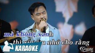 [KARAOKE] Lại Nhớ Người Yêu - Quang Lập BEAT TONE NAM