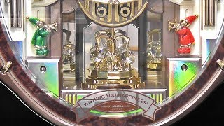 スモールワールド アルディ からくり時計 アルディ 検索動画 11