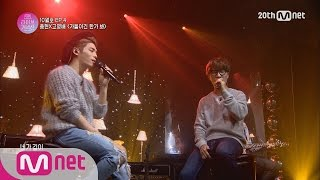 """[MonthlyLiveConnection][ConnectionShow] JonghyunXYoungbae(Soran) """"It Must be Autumn"""" EP.04 20151028"""