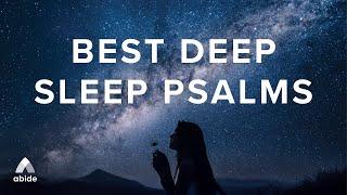 Sleep with God's Word BEST DEEP SLEEP Psalms: Psalm 91, Psalm 23, Psalm 34, Psalm 27 & Psalm 121