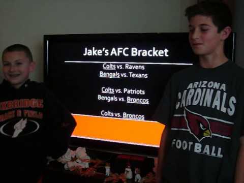 2012-13 NFL Playoff Pick