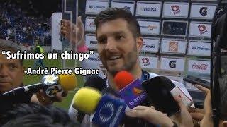 LAS PALABRAS DE GIGNAC TRAS SER CAMPEÓN EN LA FINAL REGIA