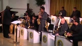 Xavier University Jazz Ensemble New Orleans - Dr. Tim Turner, Director