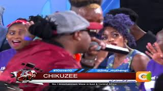 Chikuze Performing Live #10Over19