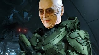 Halo Creator Reveals What Master Chief Looked Like Under The Helmet