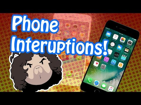 Game Grumps Interupted by Phonecalls - Best Of Game Grumps