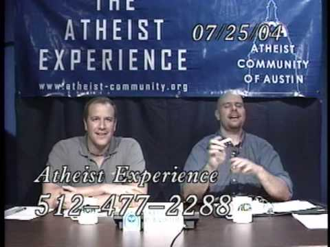 Atheist Experience #381 with Ashley Perrien and Jeff Dee from YouTube · Duration:  1 hour 29 minutes 29 seconds