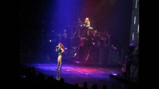 BEYONCE TRIDENT - EGO FT. KANYE WEST LIVE LONDON O2 ARENA [HD] - 15/11/09 (I AM... TASHA FIERCE!!!)