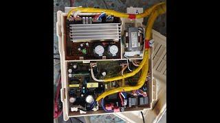 Gambar cover Samsung WD90J6410AW/AH Ana Kart Main Board Tamiri Repair Trabzon Teknik Servis