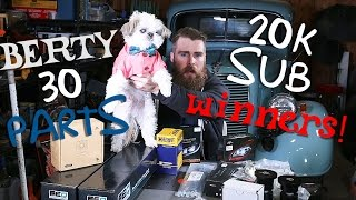 Video BMW E30 TRACK/DRIFT BUILD EPISODE 3 PARTS UNBOXING AND 20K Subscriber Giveaway winners! download MP3, 3GP, MP4, WEBM, AVI, FLV September 2018