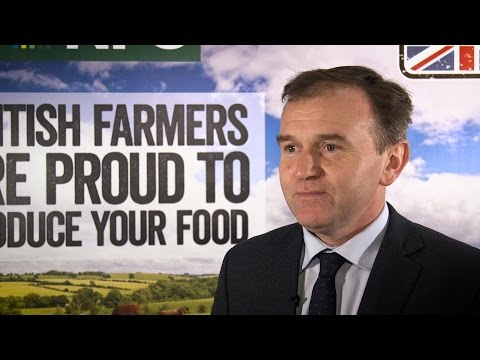 #NFU17 George Eustice MP: Farming Post-Brexit