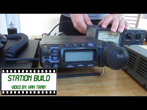 Amateur Radio Station Setup Practical