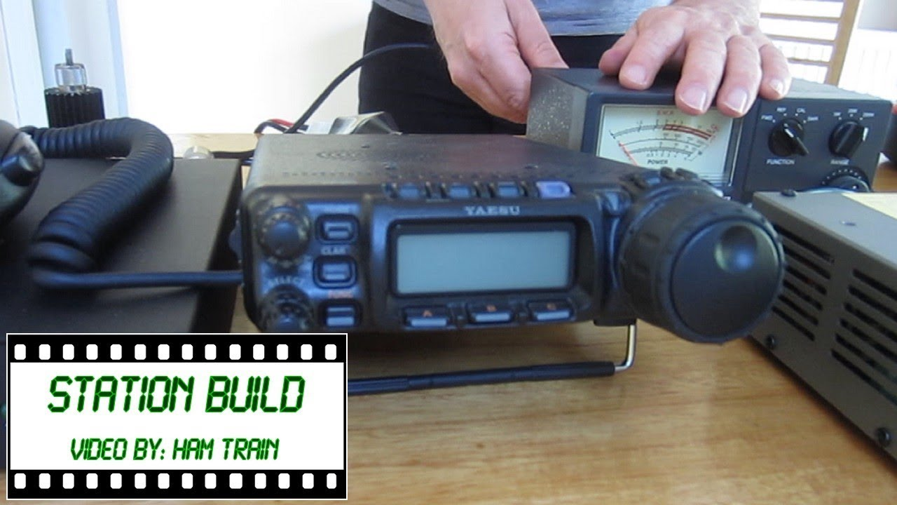 Amateur Radio Station Wb4omm: Amateur Radio Station Setup Practical