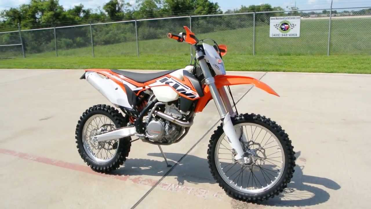 Ktm  Xcf W Street Legal For Sale