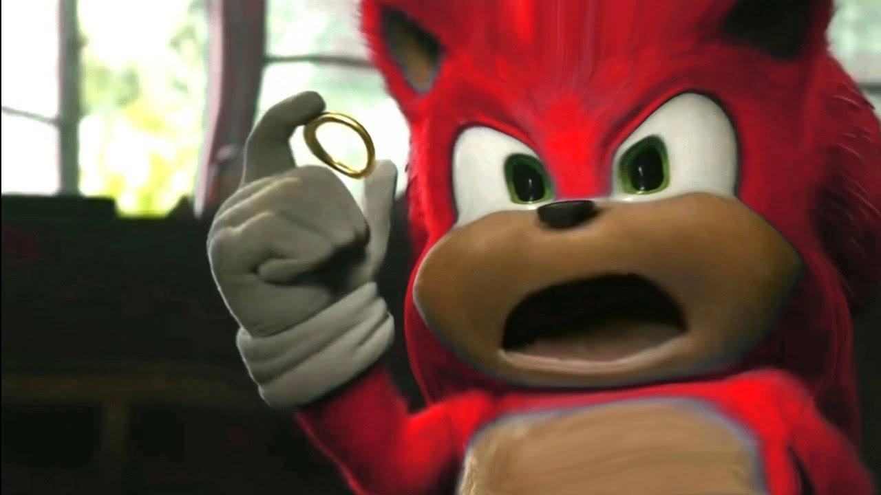 New Sonic The Hedgehog 2020 Trailer But It S Knuckles The Echidna Youtube