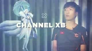 XB Cầm Ryoma Mid C** Team Bạn Quá Ghê l RANK 5 CÙNG TEAM FLASH
