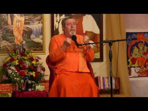 Swami Swaroopananda: Q&A April 2017