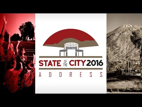 City of Moreno Valley - State of the City 2016