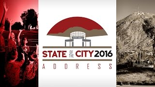 Gambar cover City of Moreno Valley - State of the City 2016