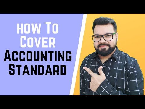 How to Cover Accounting Standards | Company Accounts | CS Executive | Like & Share