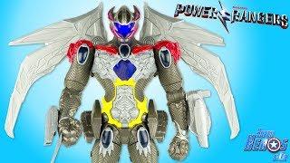 Power Rangers Le Film Megazord Interactif 2017 Jouet Toy Review