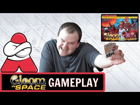 Gloom in Space - Board Crazy Plays...