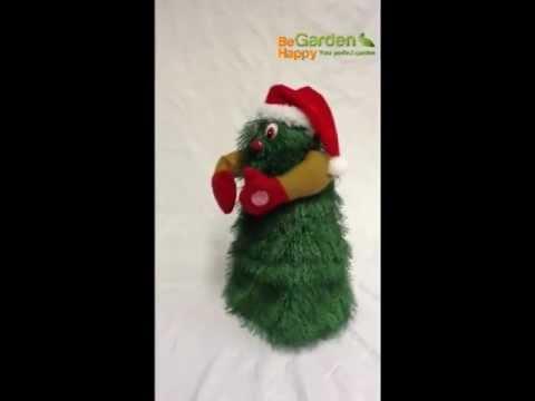 Musical Dancing Christmas Tree   Jingle Bell Rock! - YouTube