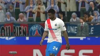 Paris Saint-Germain – Club Brugge - Pes 2017 Türkçe Spiker