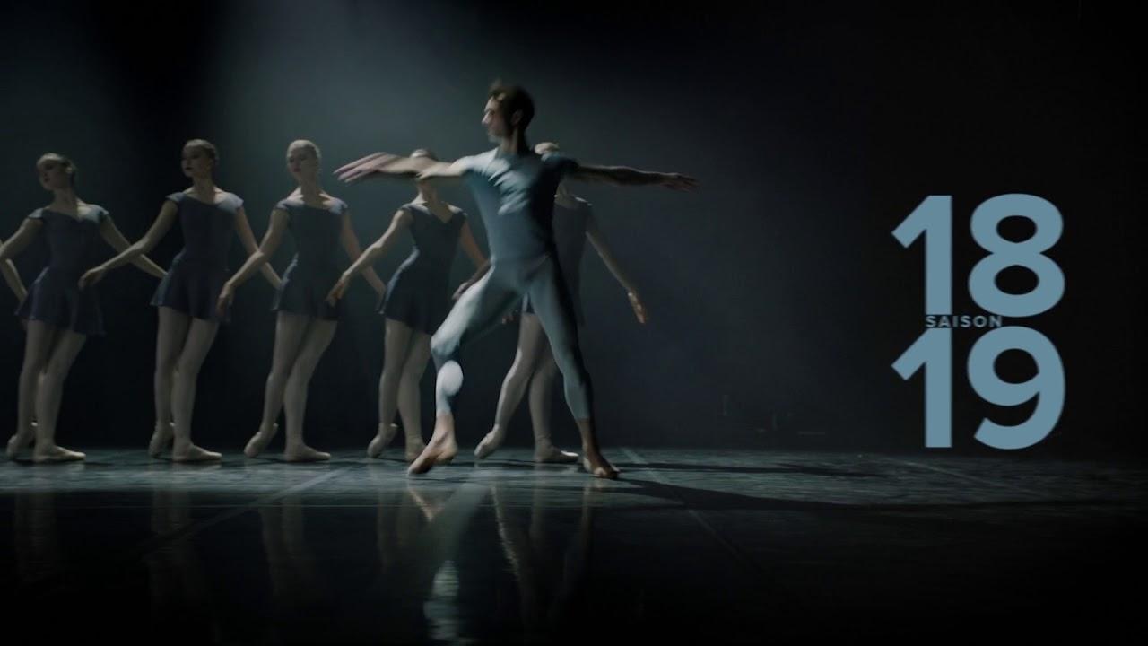 DAS BOLSCHOI BALLETT IM KINO - SAISON 2018/19 - Trailer