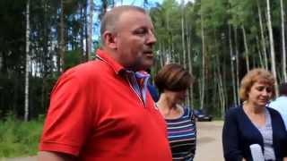 Сергей Гуляев (ПАРНАС) встретился c дольщиками «Черничной поляны»