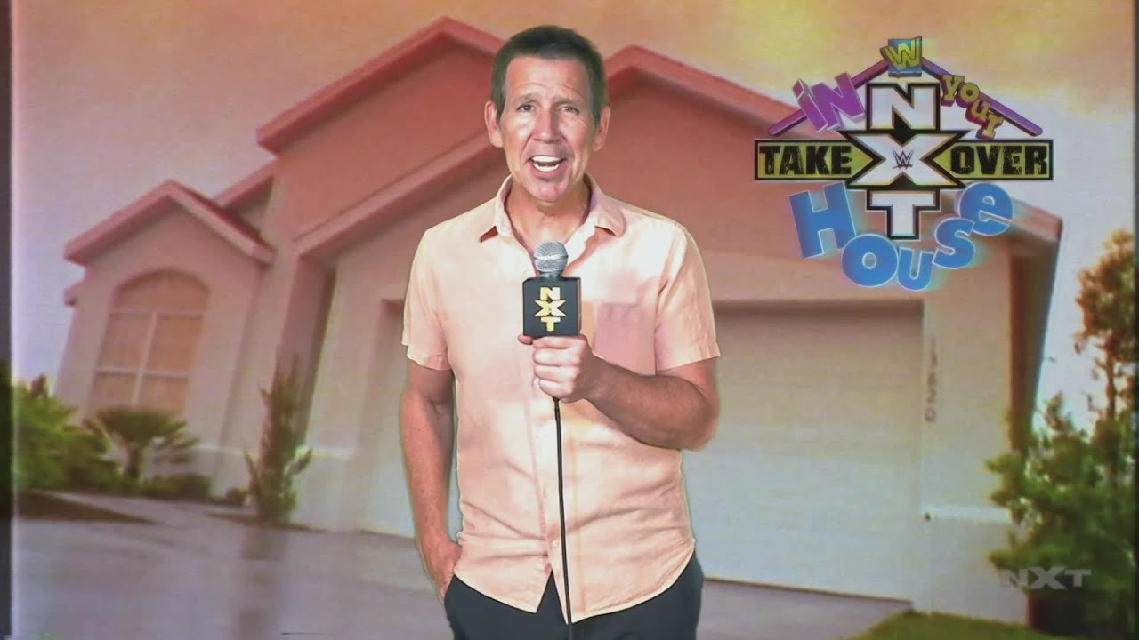 Todd Pettengill previews NXT TakeOver: In Your House